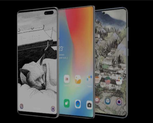 Samsung Galaxy Note 20 render