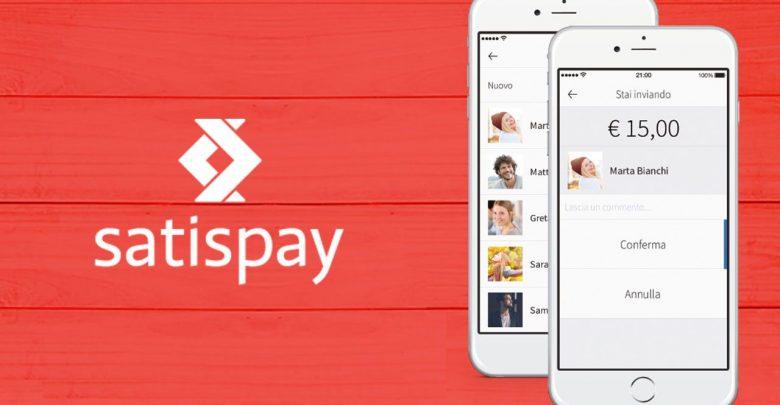 """Satispay lancia il nuovo servizio """"Consegna e Ritiro"""": ecco"""