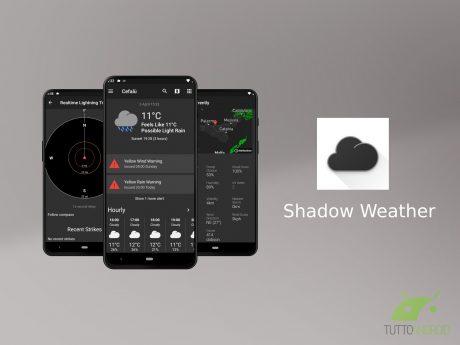 Shadow Weather