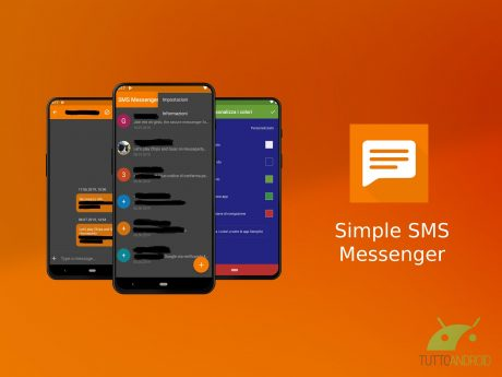Simple SMS Messenger
