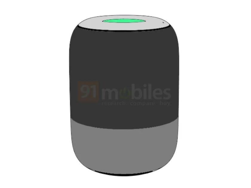 Xiaomi brevetta uno speaker smart, decisamente ispirato ad A