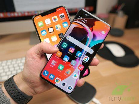 Confronto xiaomi mi 10 pro iphone 11 pro max