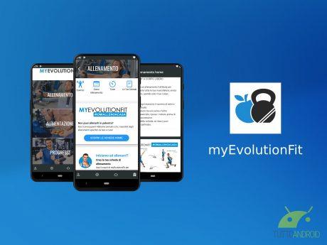 myEvolutionFit