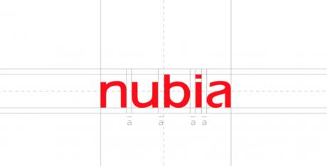 nubia nuovo logo ufficiale