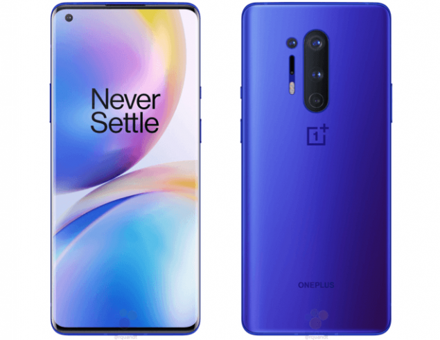 oneplus 8 pro specifiche colorazioni