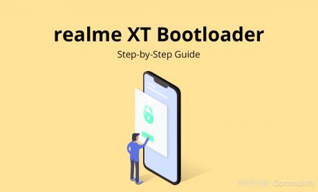 Realme XT bootloader