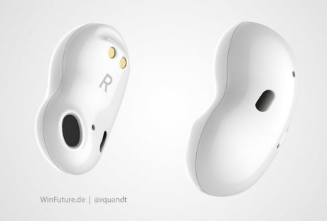 samsung galaxy buds bean