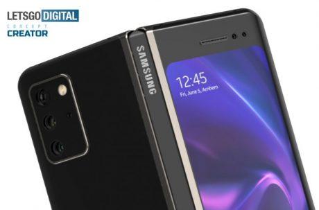 Samsung Galaxy Note Fold