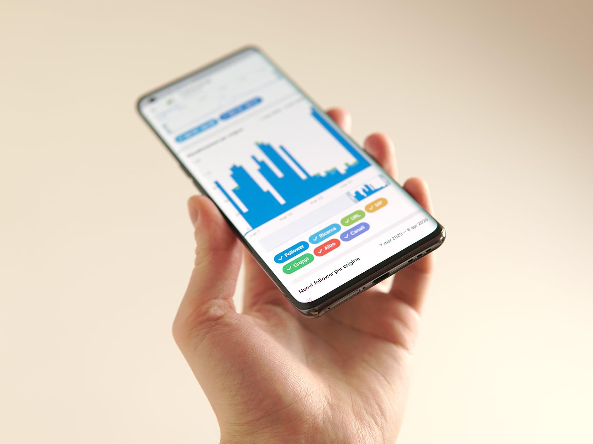 Telegram 6.0 ora quasi perfetto con cartelle e statistiche c