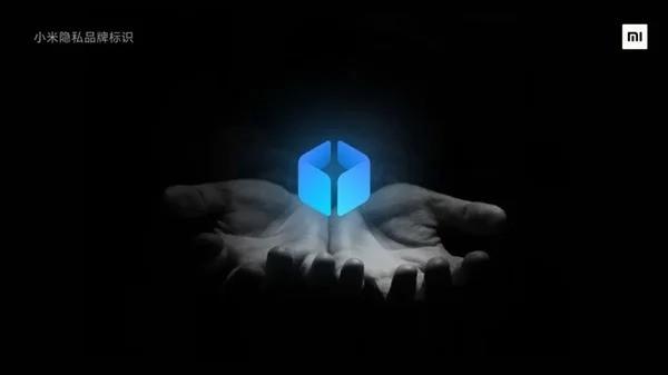 xiaomi privacy brand logo annuncio