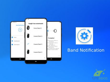 Band Notifications