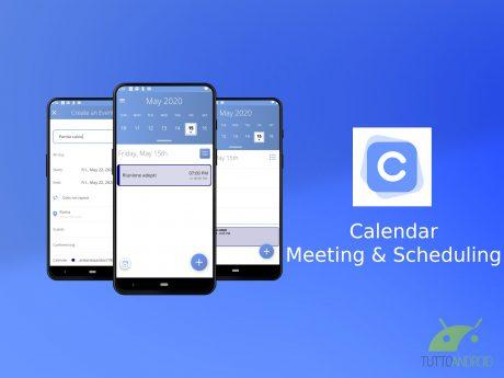 Calendar Meeting Scheduling