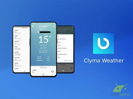 Clyma Weather
