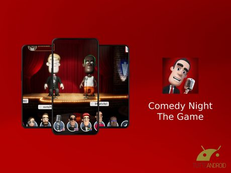 Comedy Night - The Game
