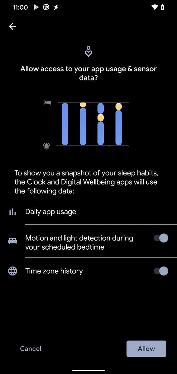 Benessere Digitale sonno