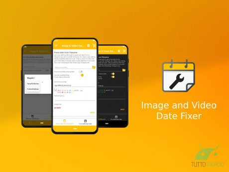 Image and Video Date Fixer