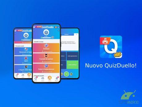 Nuovo QuizDuello