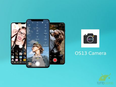 OS13 Camera