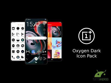 Oxygen Dark icon pack