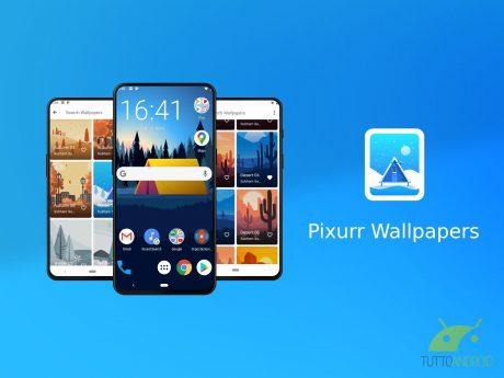 Pixurr Wallpapers