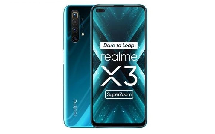 Realme X3 Superzoom pronto a conquistare l'Europa con fotoca