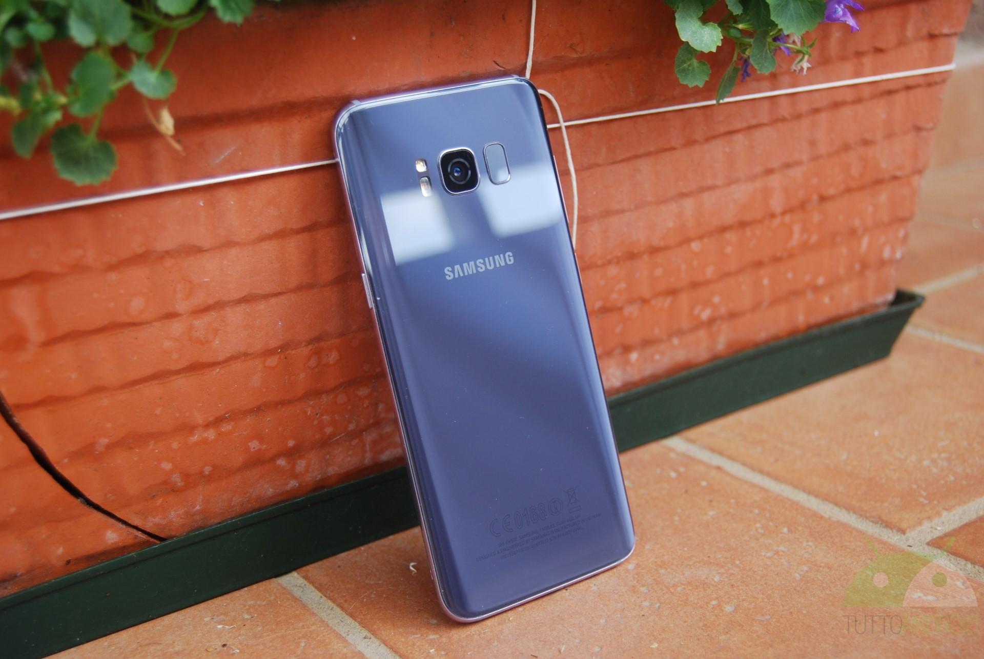 Samsung Galaxy S8 dopo tre anni