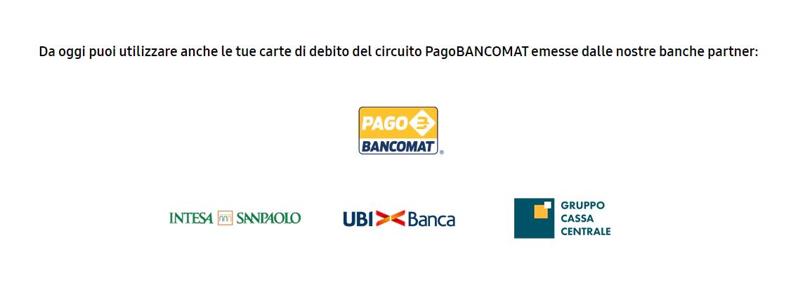 Samsung Pay PagoBANCOMAT