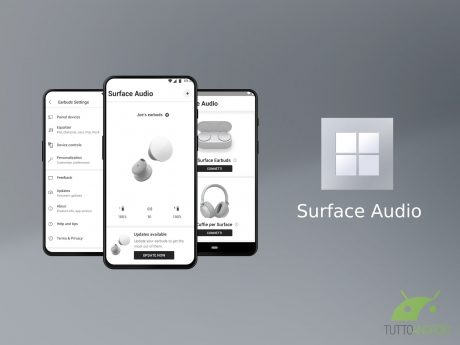 Surface Audio