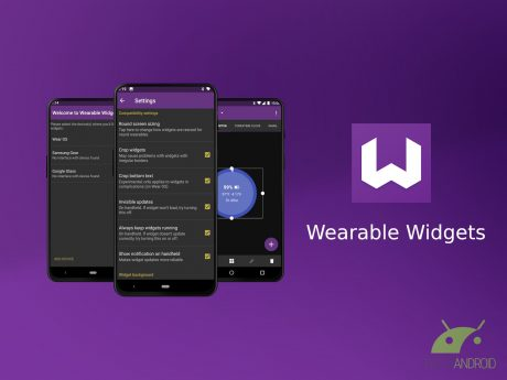 Wearable Widgets