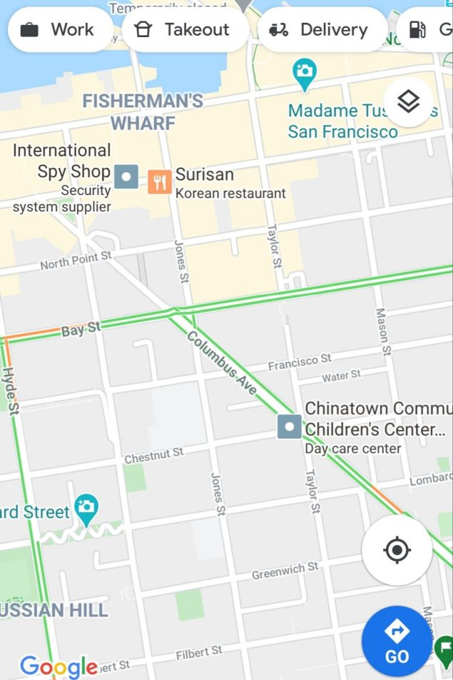 google maps 10.41.2 novità