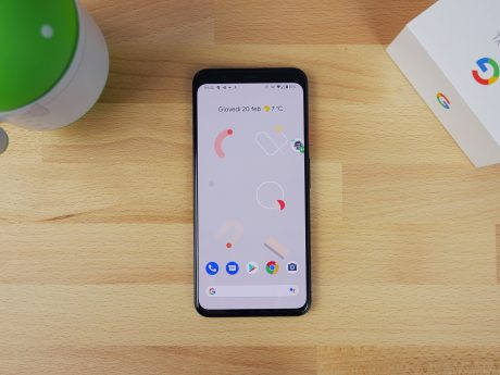 Google pixel 4 xl android 11