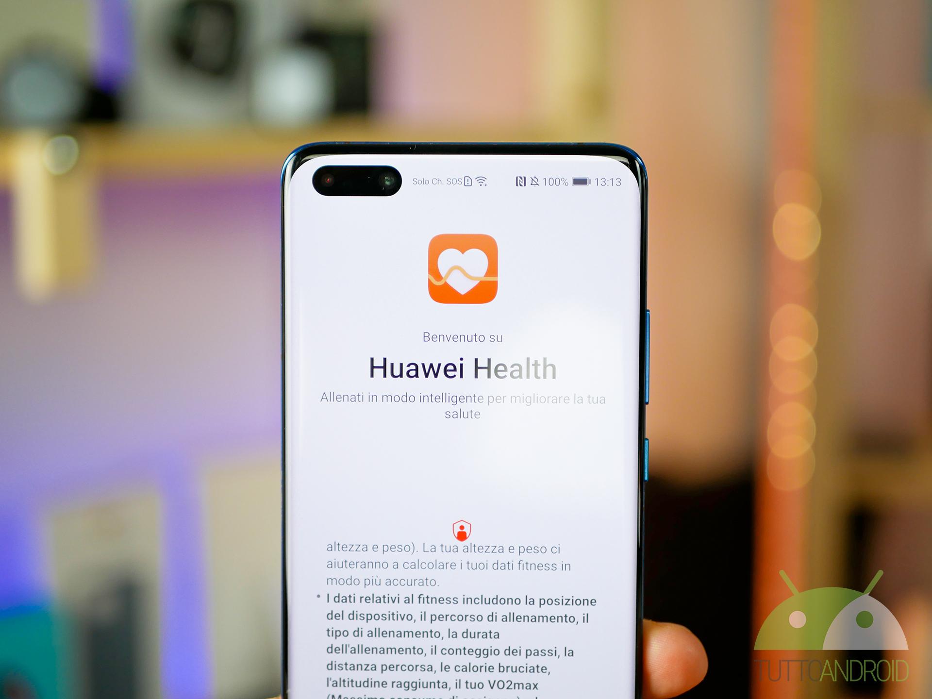 Smartwatch o smartband Huawei o HONOR? Scaricate e installat