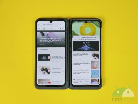 Lg v60 thinq dual screen