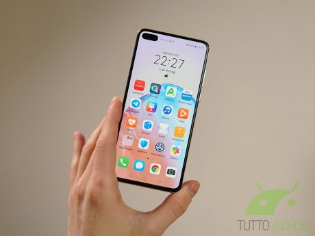 Recensione Huawei P40