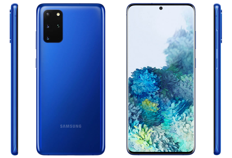 Samsung Galaxy S20+ Aura Blue