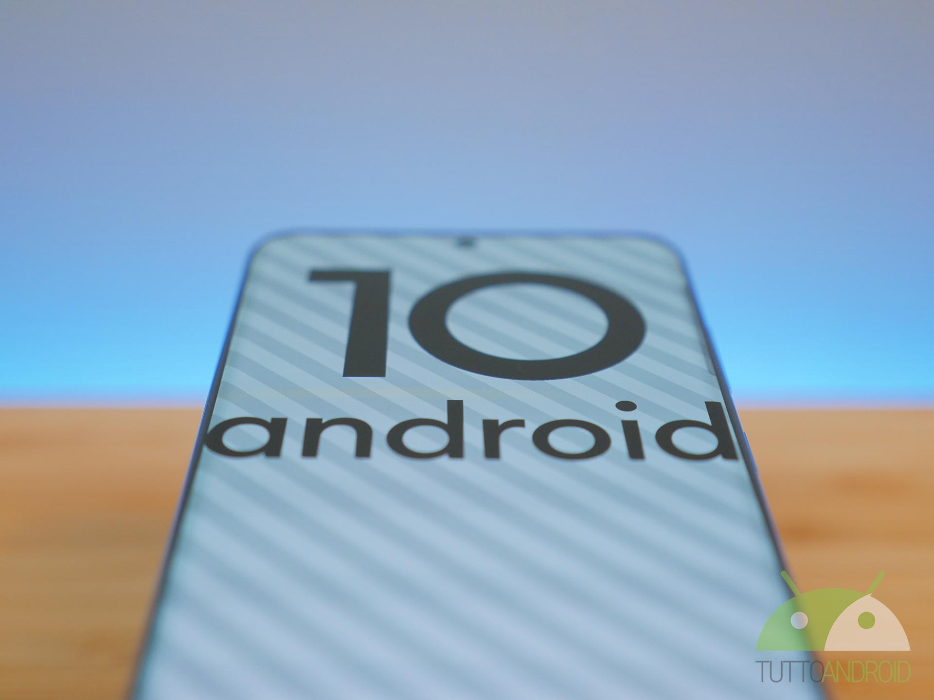 Cresce il tasso di adozione di Android 10, ma c'è ancora tanto lavoro da fare