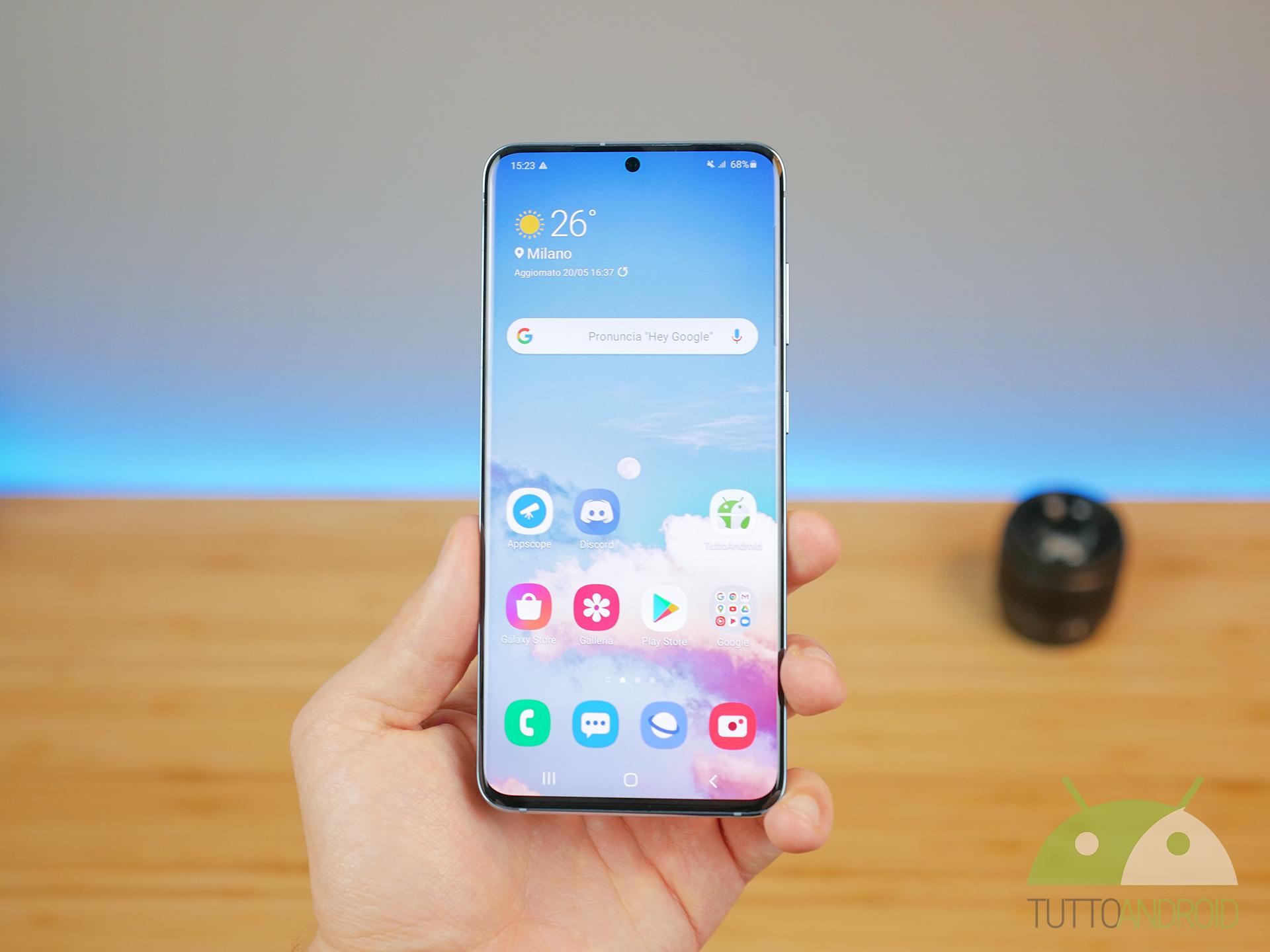 Samsung Galaxy S21 potrebbe avere una brutta sorpresa per al