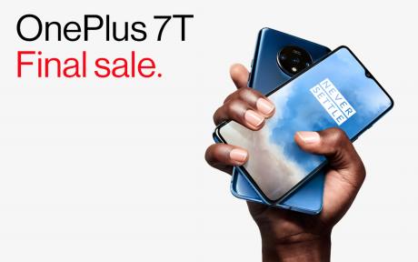 OnePlus 7T Final Sale