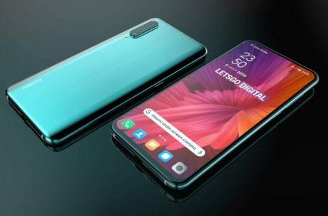 xiaomi smartphone fotocamera sotto display brevetto