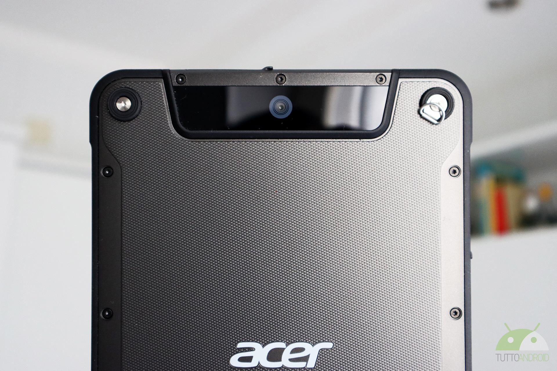 Acer Enduro T1 fotocamera