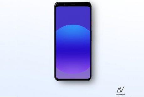 Android 11 sfondo