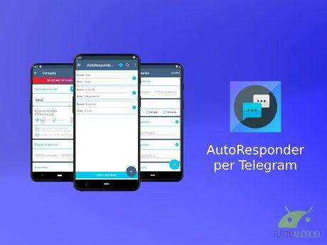 AutoResponder per Telegram