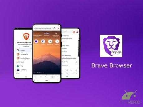 Brave Browser nightly