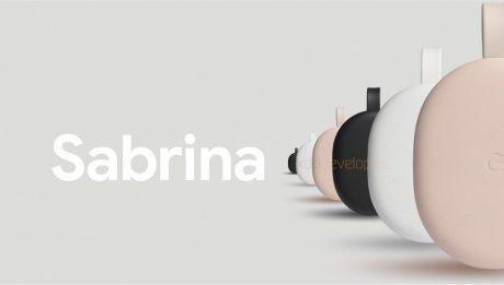 Google Android TV Sabrina 2