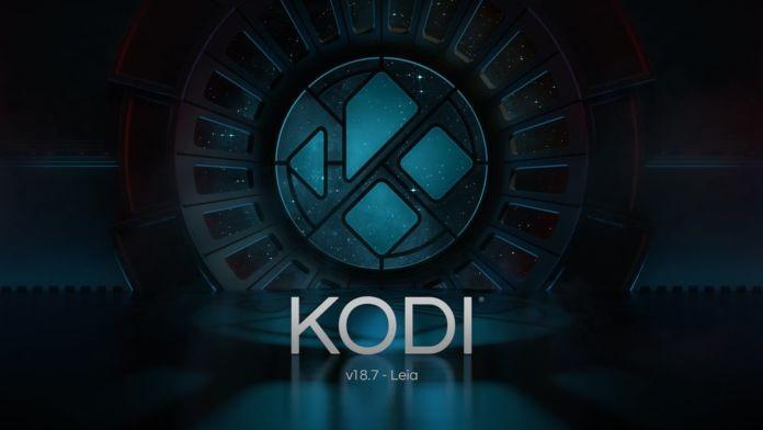 """Kodi """"Leia"""" 18.7 continua i lavori di miglioramento sotto al"""