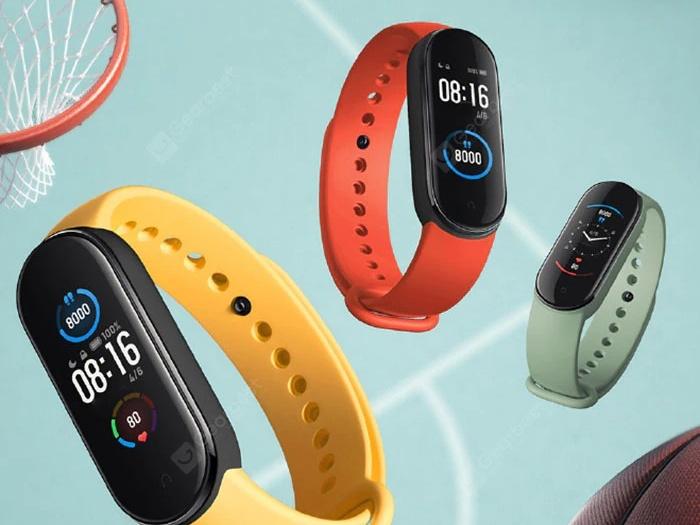 Xiaomi Mi Band 5 e Mi Watch Lite sono in …