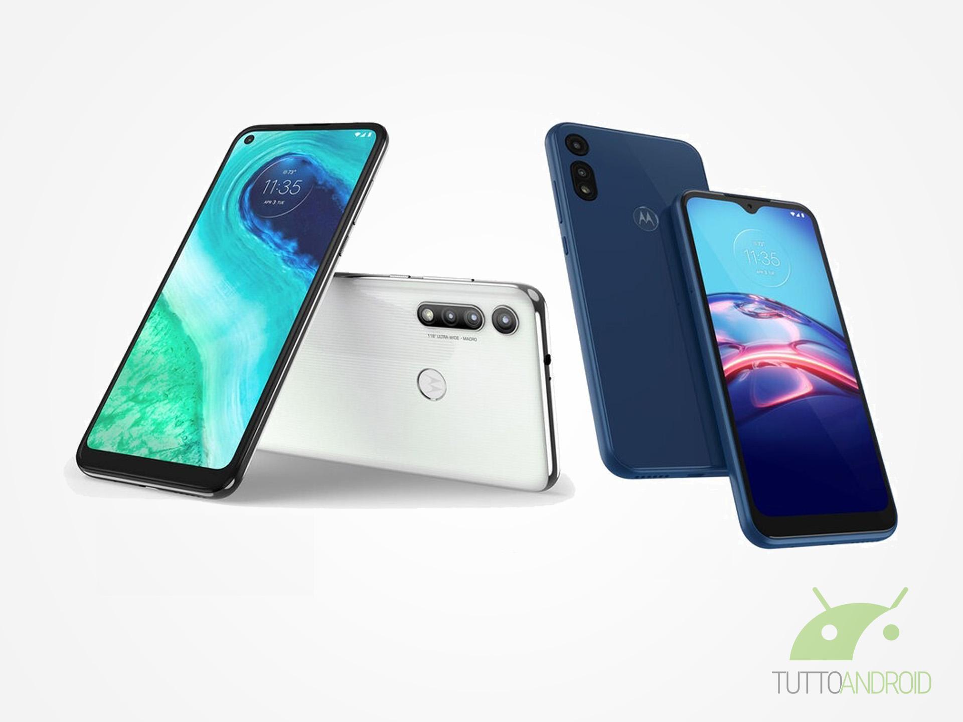 Motorola Moto G Fast e Moto E sono ufficiali con ottimi prez