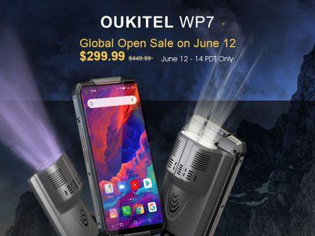 OUKITEL WP7