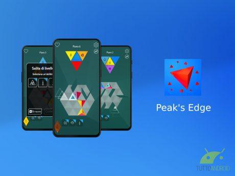 Peak's Edge