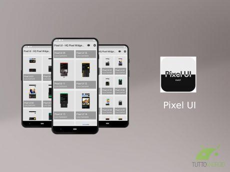Pixel UI